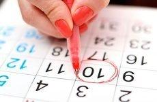 Календар овуляції при нерегулярному циклі: як визначити, коли настає фертильність, можна провести розрахунок за календарем і таблиці