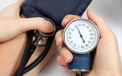 Високий артеріальний тиск при ожирінні