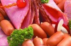 Можна ковбасу при виразці шлунка і які ще особливості дієти?
