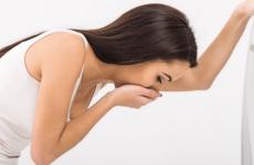 Блювота при виразці шлунка: причини позивів, лікування