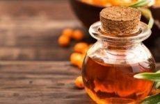 Обліпихова олія при гастриті: як приймати, протипоказання
