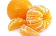 Можна їсти мандарини при гастриті шлунка чи ні?
