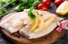 Чи є кальмари при гастриті шлунка і як їх приготувати?
