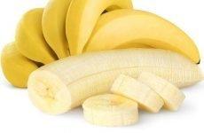 Можна їсти банани при гастриті шлунка чи ні?