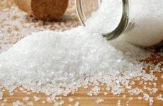 Скільки солі в організмі дорослої людини