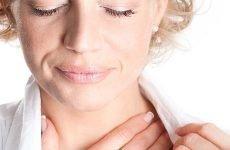 Шлунок і ком у горлі: лікування, причини, наслідки