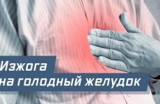 Печія на голодний шлунок: причини та способи позбавлення
