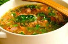 Супи при виразці шлунка: чи можна їсти, рецепти