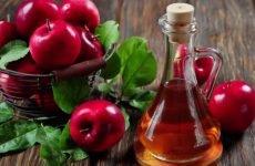 Лікування яблучним оцтом: користь і шкода, як не нашкодити організму