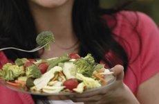 Дієта при підвищеній кислотності шлунка: меню, що не можна їсти