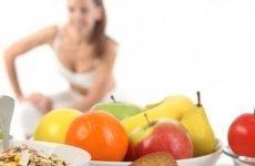 Дієта при атрофічному гастриті: що можна їсти, зразкове меню