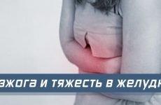 Печія і тяжкість в шлунку: причини, діагностика, лікування