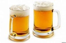 Яке можна пити пиво при гастриті шлунка і як часто?