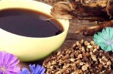 Чи можна пити цикорій при гастриті шлунка і як часто?
