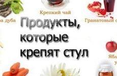 Що закріплює шлунок: борошняні продукти, фрукти, овочі