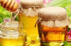 Мед при гастриті: як приймати, побічні дії