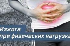 Печія при фізичних навантаженнях і тренуваннях: причини та поради