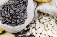 Можна насіння при гастриті: шкідливий вплив