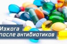 Печія після прийому антибіотиків: причини і лікування