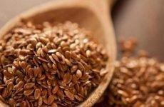Насіння льону для шлунка і кишечника: як приготувати
