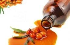 Як правильно приймати обліпихова олія при виразці шлунка?