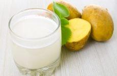 Чи можна пити картопляний сік при гастриті шлунка і як його готувати?