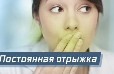 Постійна відрижка повітрям: причини, лікування, профілактика