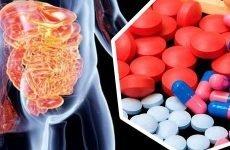 Розлад шлунку після антибіотиків: як лікувати