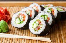 Можна їсти роли і суші при гастриті шлунка чи ні?