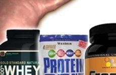 Протеїн при гастриті: чи можна приймати, користь