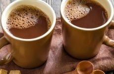 Какао при гастриті: приготування, вживання