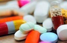 Антибіотики при гастриті: Амоксицилін, Кларитроміцин, Тетрациклін