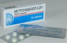 Використання Метронідазолу для лікування гастриту шлунка