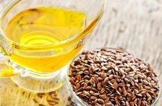 Лляне масло вранці натщесерце: користь і шкода