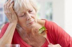 Апетит при гастриті: чому відсутня, що робити