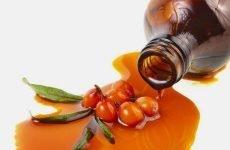 Чи можна приймати обліпихова олія при гастриті шлунка?