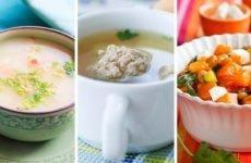 Популярні рецепти страв при гастриті шлунка: перше, друге і десерт