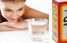 Сода при виразці шлунка: чи можна приймати, шкоду