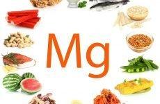 Магній: в яких продуктах він міститься