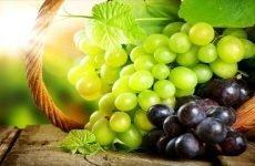 Можна їсти виноград при гастриті шлунка чи ні?