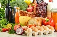 Продукти і страви дієти №1 при гастриті шлунка