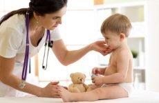 Ангіна у маленьких дітей (у віці 1 року): як і чим лікувати, можна купати при ангіні