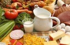 Які продукти можна під час дієти при гастриті шлунка з пониженою кислотністю?