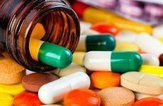 Ліки від печії і гастриту: антибіотики, прокінетики, блокатори