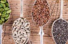Можна насіння при виразці шлунка: гарбузові, соняшнику