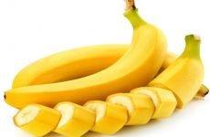 Банани при проносі: чи можна їсти?