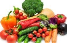 Які овочі можна їсти при гастриті шлунка, а які не можна?