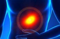 Біль у шлунку в області сонячного сплетення: причини
