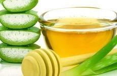 Алое з медом для шлунка: рецепти, властивості, побічні ефекти