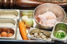 Курячий бульйон при гастриті: рецепт приготування